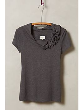 blossom-smocked-cowl-tee by anthropologie