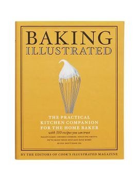 baking-illustrated-cookbook by crate&barrel