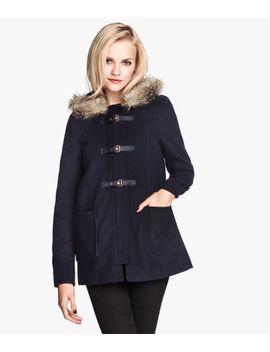 duffle-coat by h&m