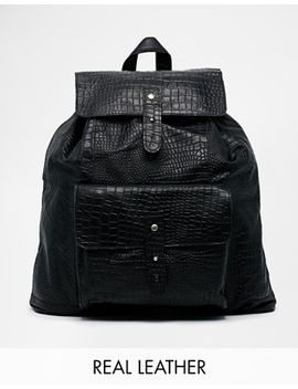 pieces-lykke-leather-backpack by pieces