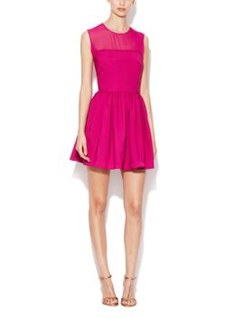 isabelle-fit-and-flare-dress by gilt