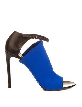 neoprene-glove-sandals-(208175) by balenciaga
