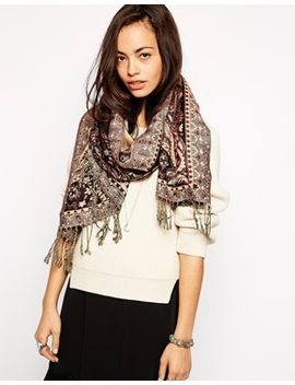 new-look-geo-tribal-jacquard-scarf by new-look