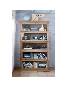atticus-base,-crown-and-five-stacking-cabinets by crate&barrel
