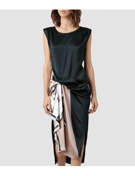 disperse-riviera-dress by allsaints