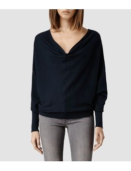 elgar-cowl-neck-sweater by allsaints