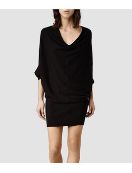 elgar-dress by allsaints