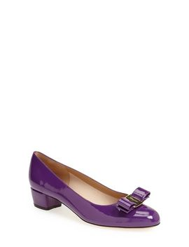 vara-pump by salvatore-ferragamo