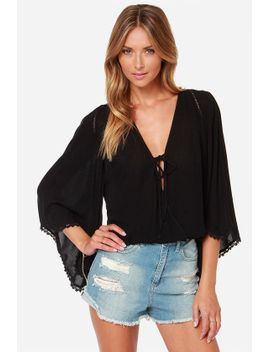 join-the-caravan-black-top by lulus