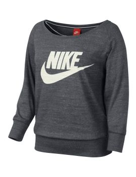 nike-womens-gym-vintage-sweatshirt by nike®