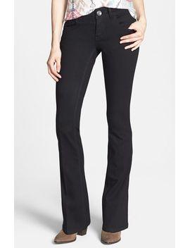 itty-bitty-bootcut-jeans by jolt
