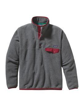 patagonia-mens-lightweight-synchilla®-snap-t®-fleece-pullover by patagonia