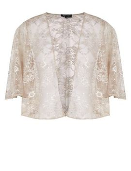 shell-pink-lace-jacket by new-look