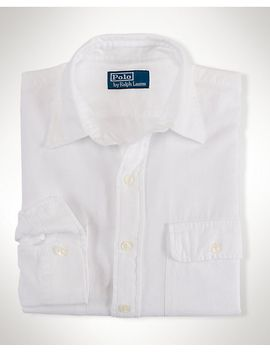 basketweave-military-shirt by ralph-lauren