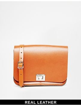 the-leather-satchel-company-tan-medium-pixie-cross-body-bag by the-leather-satchel-co