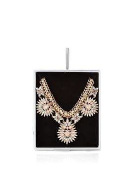 pink-gem-burst-necklace by new-look