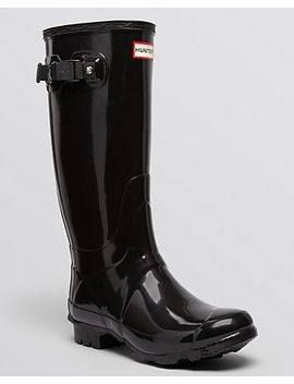 rain-boots---huntress-extended-calf-glossy by hunter