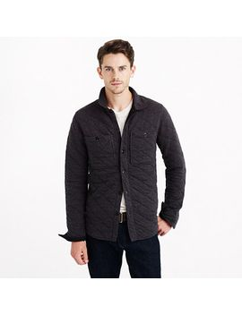 quilted-cotton-workshirt by jcrew