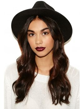 alaga-fedora-in-black by missguided