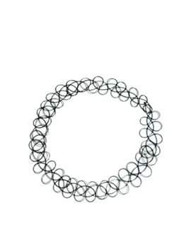 asos-90s-tattoo-choker-necklace by asos-collection