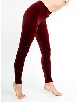 velvet-legging by american-apparel