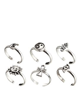 asos-90s-symbol-ring by asos-collection
