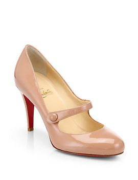 charlene-85-patent-leather-mary-jane-pumps by christian-louboutin