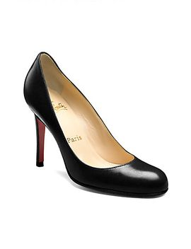 simple-leather-pumps by christian-louboutin