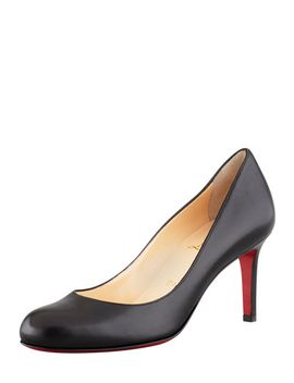 simple-leather-red-sole-pump by christian-louboutin
