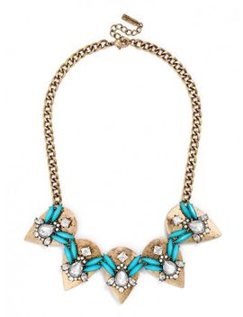 turquoise-polynesia-collar by baublebar