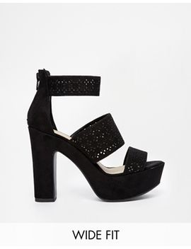 new-look-wide-fit-talent-laser-cut-high-heeled-sandals by new-look