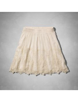 drew-skater-skirt by abercrombie-&-fitch
