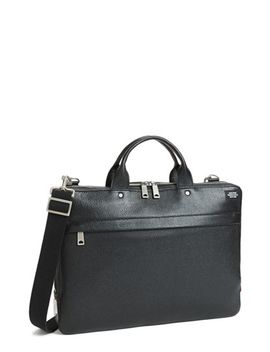 mason-leather-briefcase by jack-spade