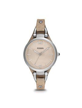 georgia-bone-leather-watch by fossil