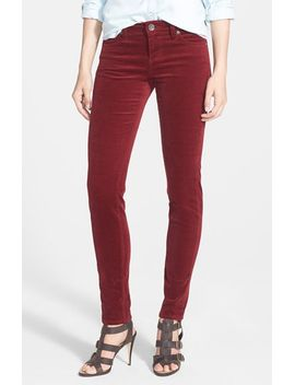 diana-stretch-corduroy-skinny-pants by kut-from-the-kloth