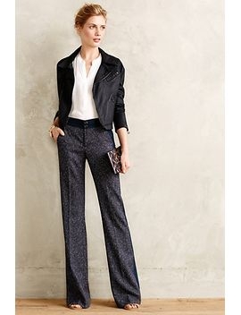 flecked-brighton-trousers by elevenses