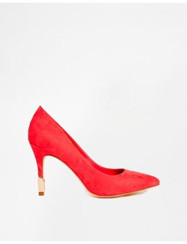 new-look-richard-pink-heeled-pumps by new-look