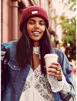 charlie-cuff-beanie by free-people