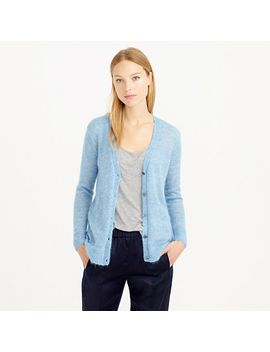 mohair-cardigan-sweater by jcrew