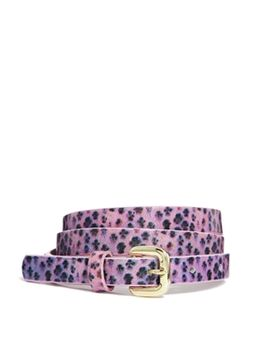 asos-printed-pansy-skinny-waist-and-hip-belt by asos-collection