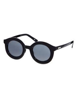 minkpink-walk-this-way-round-sunglasses by minkpink