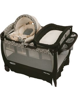 graco-pack-n-play-playard-with-cuddle-cove---rittenhouse by graco