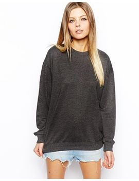 asos-boyfriend-sweatshirt by asos-collection