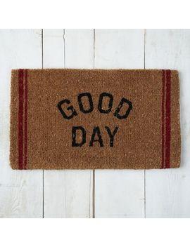 good-day-coir-doormat by west-elm
