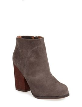 hanger-bootie by jeffrey-campbell