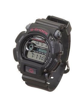 mens-casio-g-shock-band-watch---black-(dw9052-1v) by casio