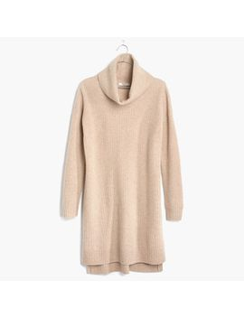 the-introduction-sweaterdress by madewell