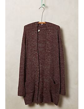 marled-boyfriend-cardigan by anthropologie