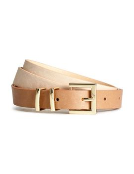 narrow-belt by h&m