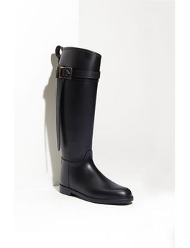 rubber-riding-boot by burberry